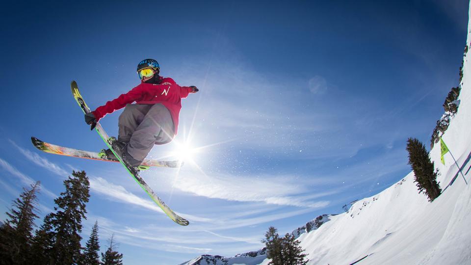 ski video 1